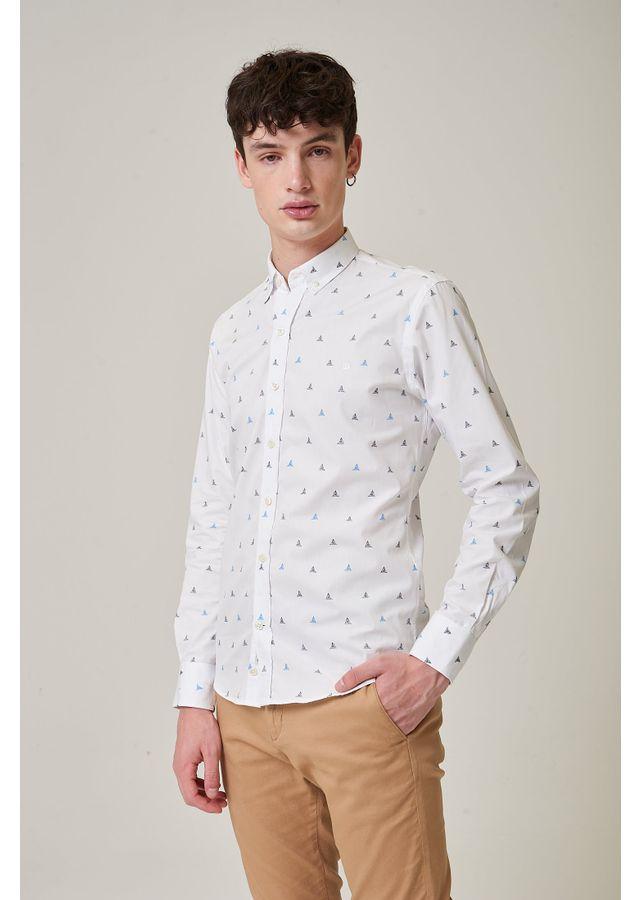 Camisa-Paperboy